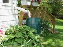 Stormwater Management Rainbarrels